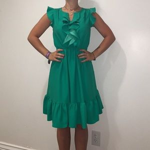 Green Kate Spade Dress